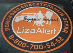 Лиза Алерт -LISA ALERT