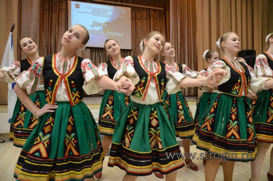 хореографический коллектив «Лучинушка» на концерте 2